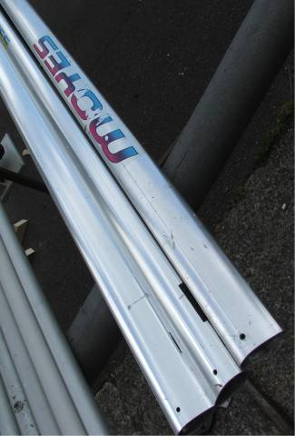 MOYES UPRIGHTS, USED